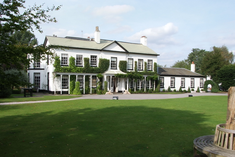 Picture of Statham Lodge Hotel