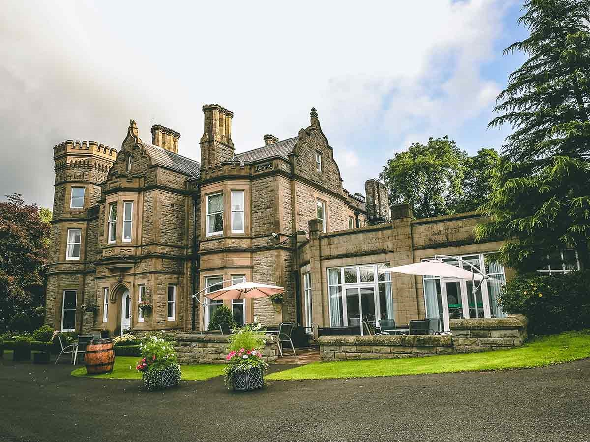 Picture of Hollin House Hotel And Restaurant