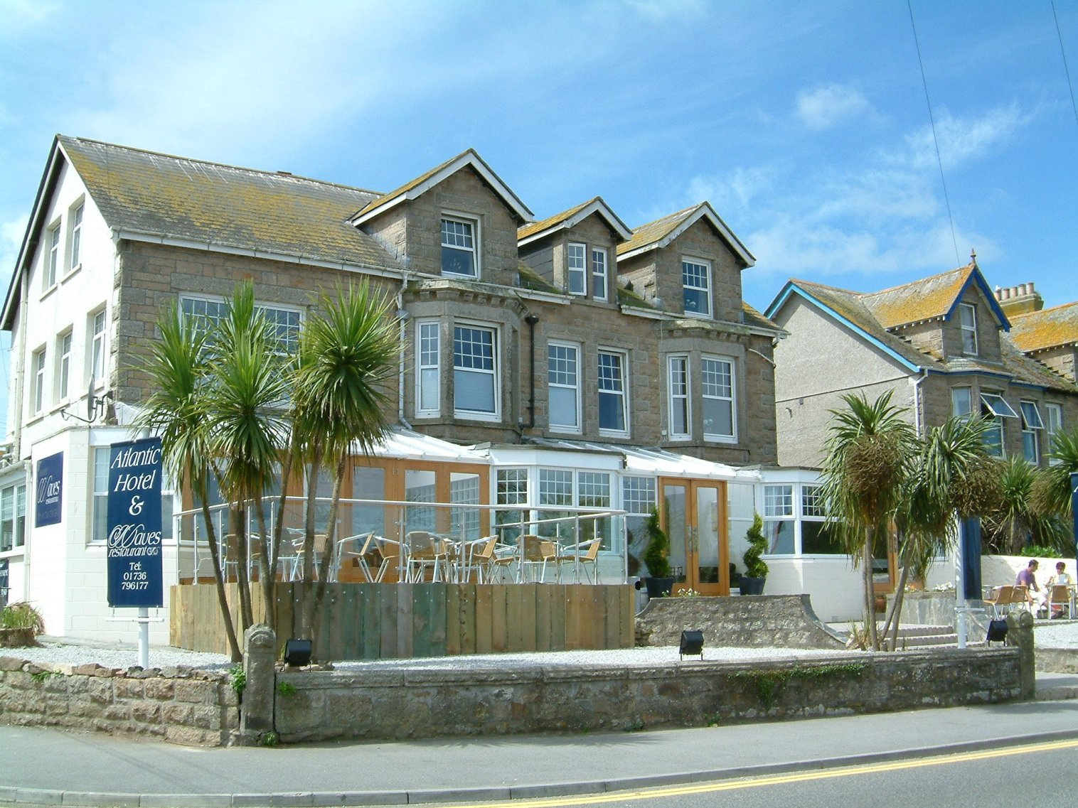 St ives hotels cheap hotel bookings for 1 atlantic terrace st ives