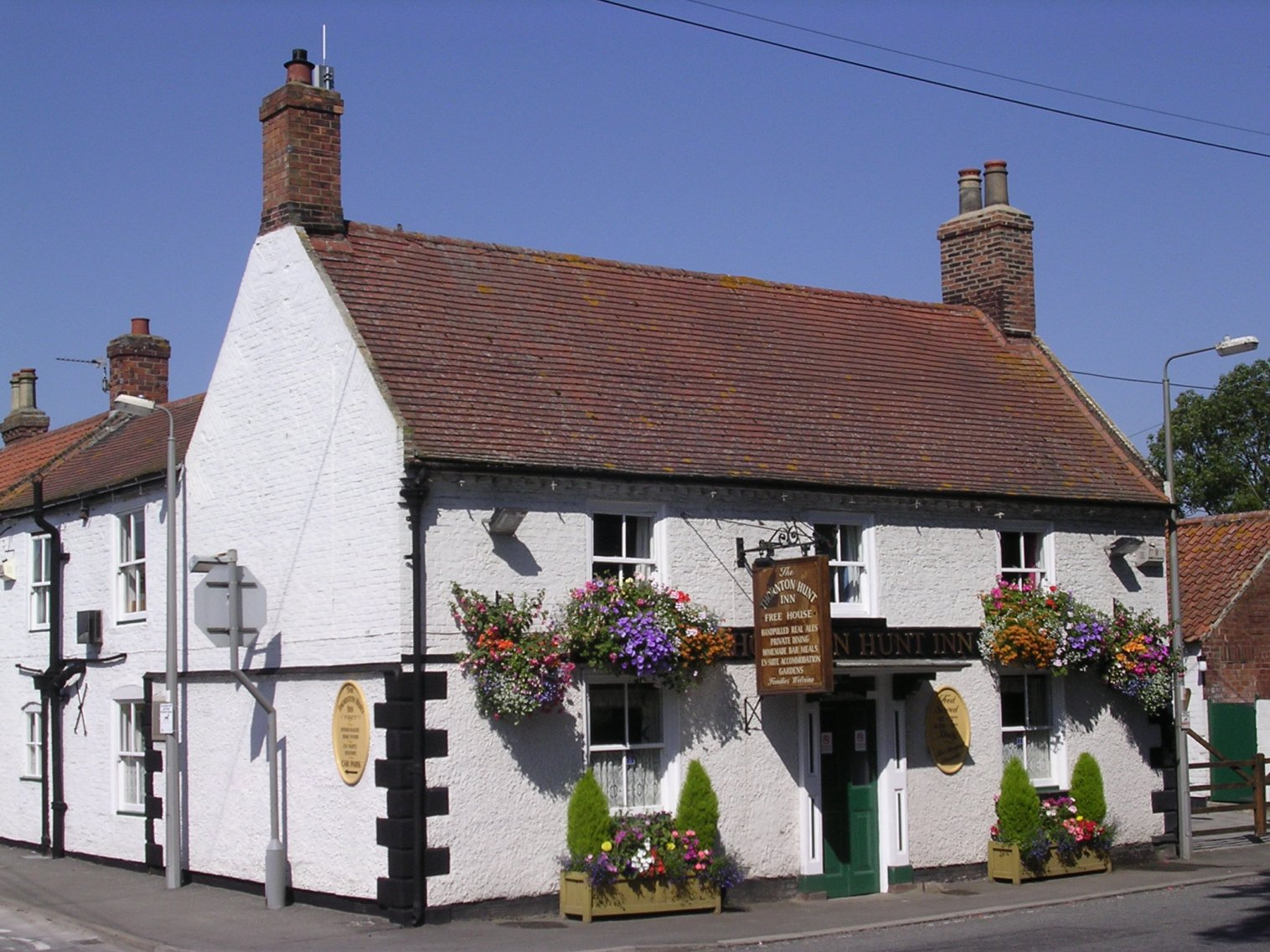 Picture of Thornton Hunt Inn