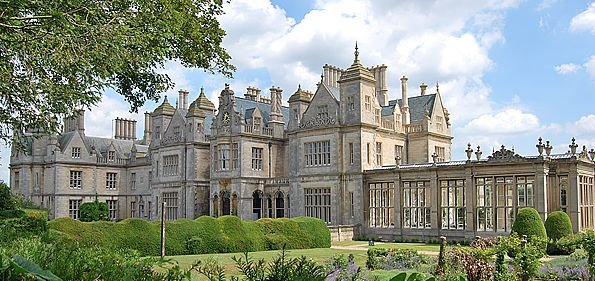 Picture of Stoke Rochford Hall