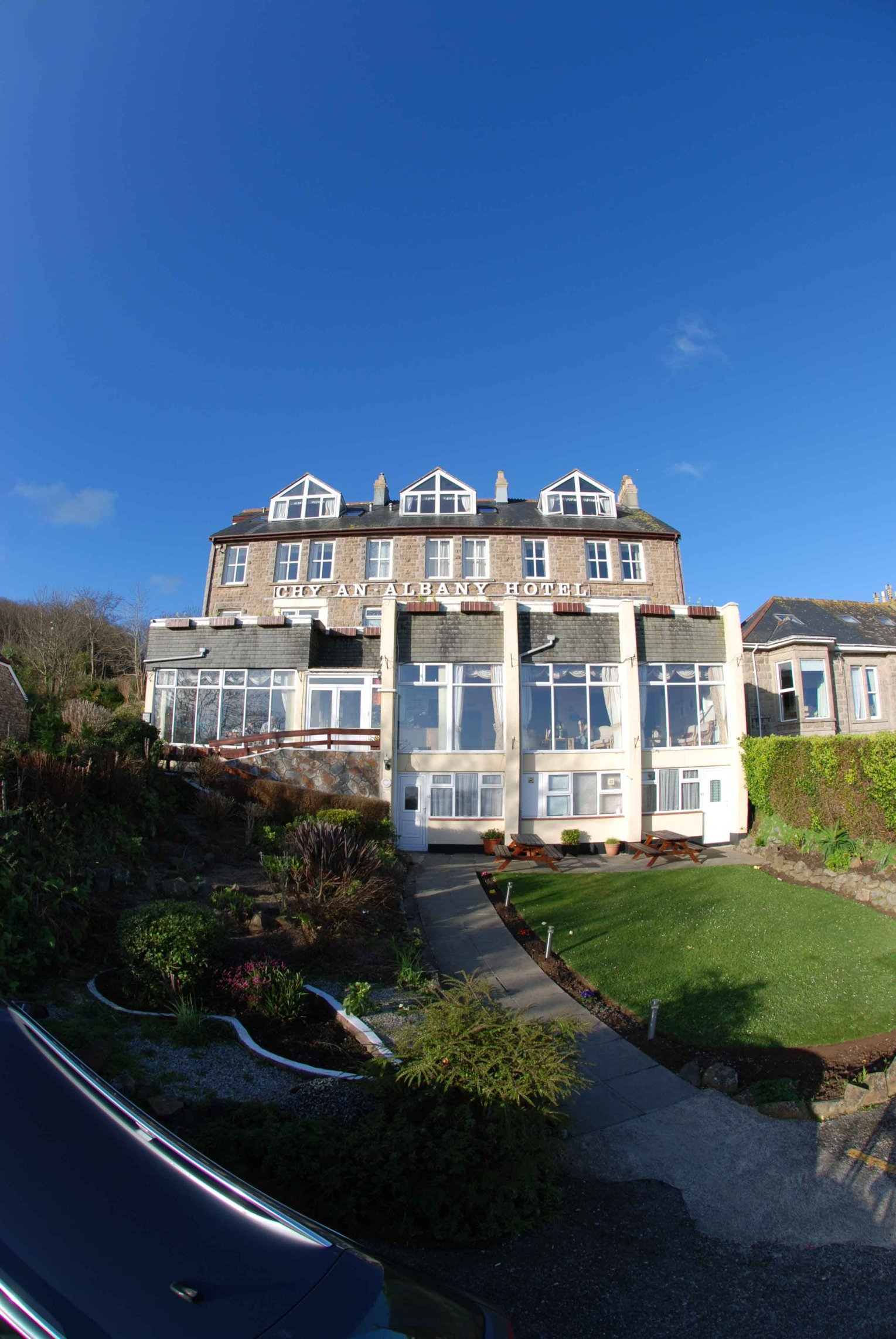 St ives hotels cheap hotel bookings for 3 albany terrace st ives