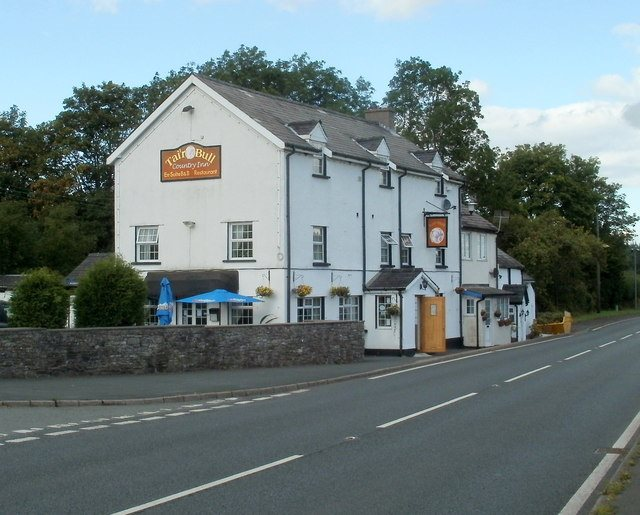 Picture of Tair Bull Inn