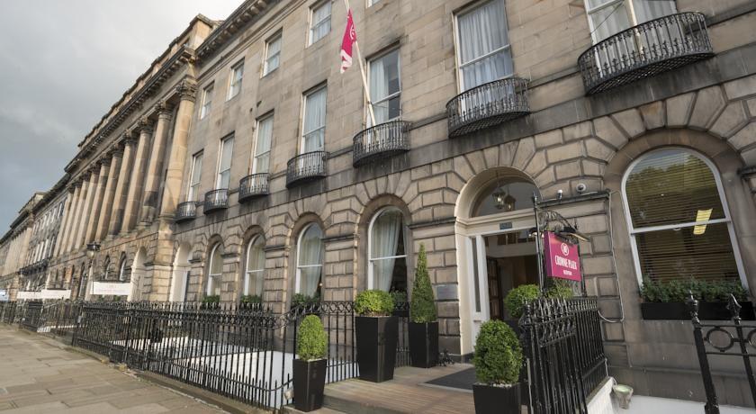 Edinburgh hotels cheap hotel bookings for 18 royal terrace edinburgh