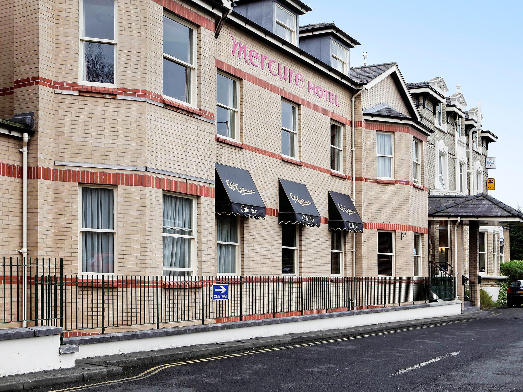 Picture of Mercure Altrincham Bowdon Hotel